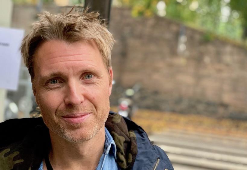 Anders Krokfoss leder Funksjonellmedisinsk institutt