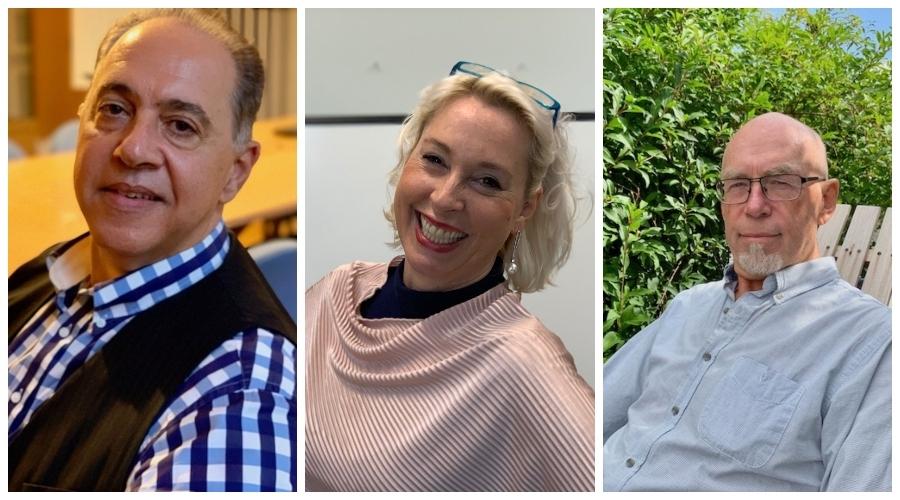 Fedon Lindberg, Lise Askvik og Terje Toftenes