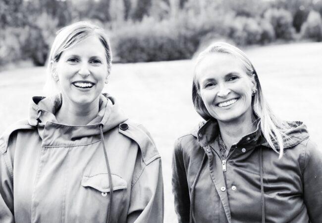 Susanne Sundfør og Gry Hammer