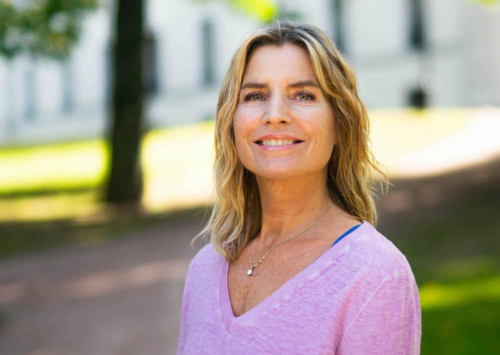 Julia Schreiner Benito er redaktør av nettmagasinet hemali, Helse, Mat & Livsstil