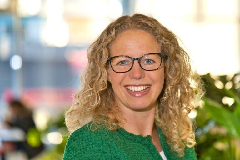 Linda Granlund er divisjonsdirektør i Helsedirektoratet