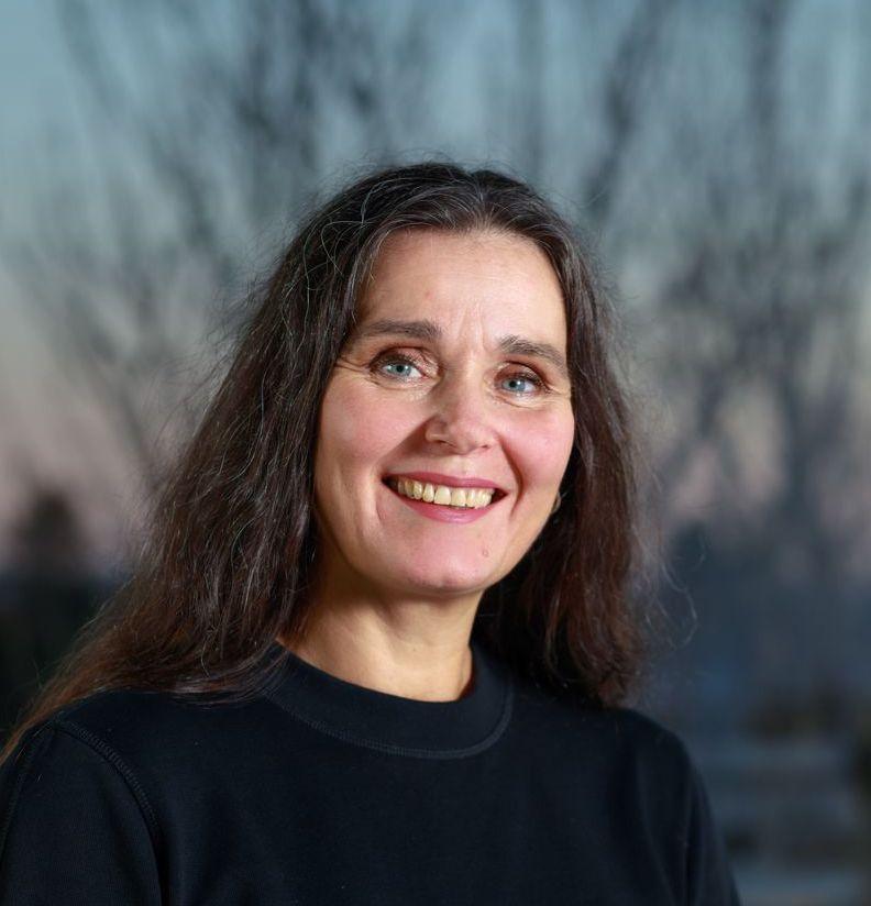 Professor Mette Kalager, portrett