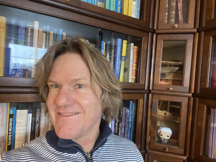 Espen Haug er professor i finans