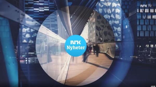 NRK Dagsrevyen